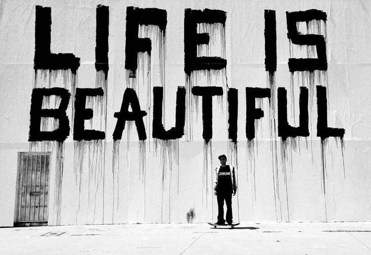 night and life is beautiful essay