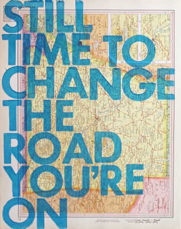 Still time to change the road you&#039;re on