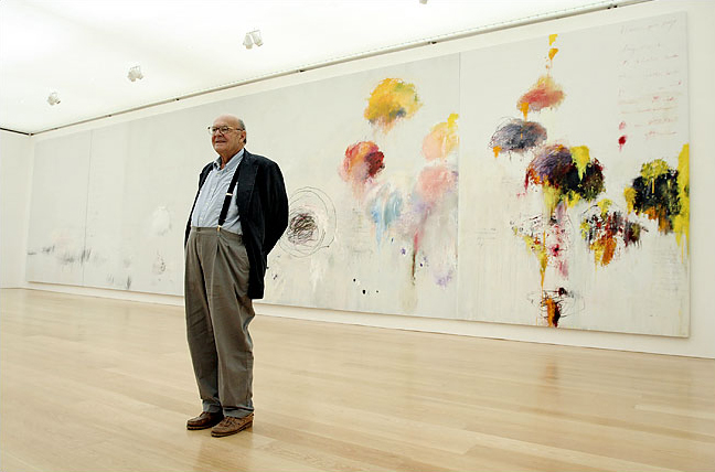 Cy Twombly Dead: Artist Dies At 83