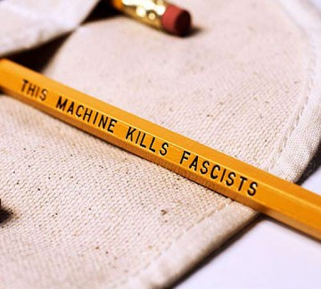 This-Machine-Kills-Facists-Pencil-Set