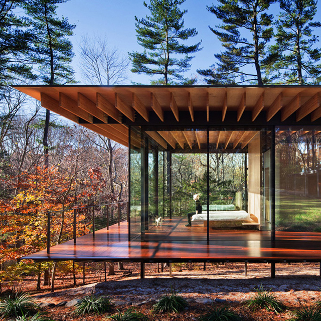 glass-wood-house