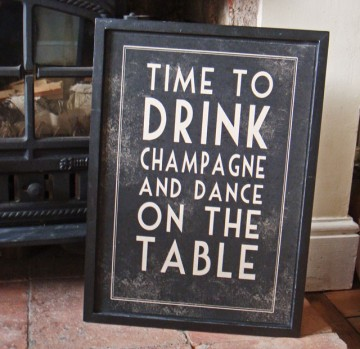 time-to-drink-champagne-print