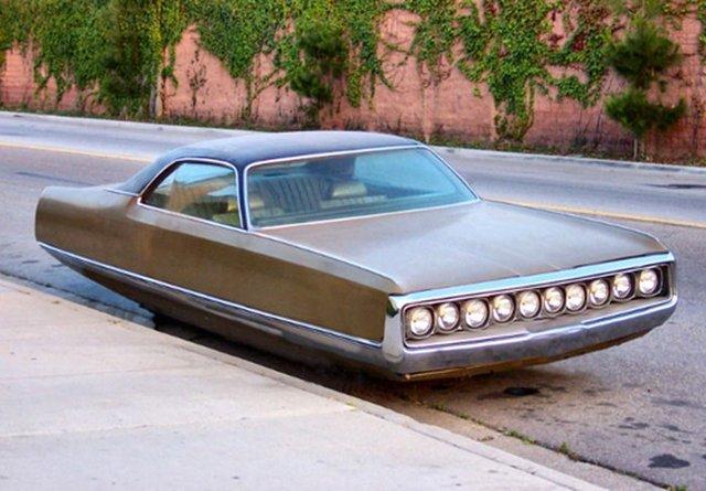 1970 chrysler new yorker hover car forever until the end. Black Bedroom Furniture Sets. Home Design Ideas