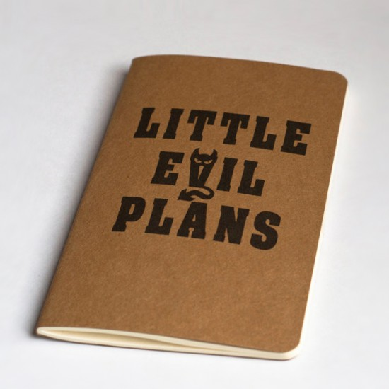 little-evil-plans-moleskine-cahier